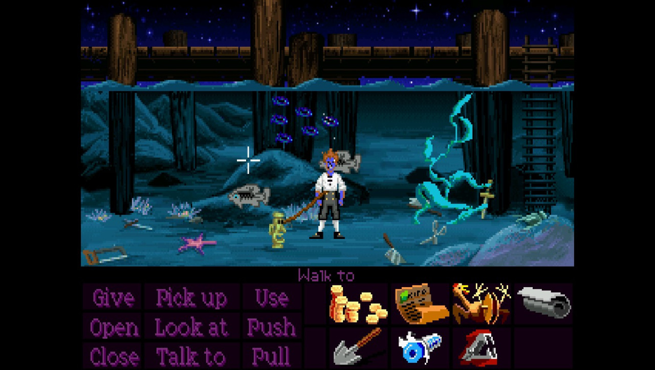 monkey island antiguo