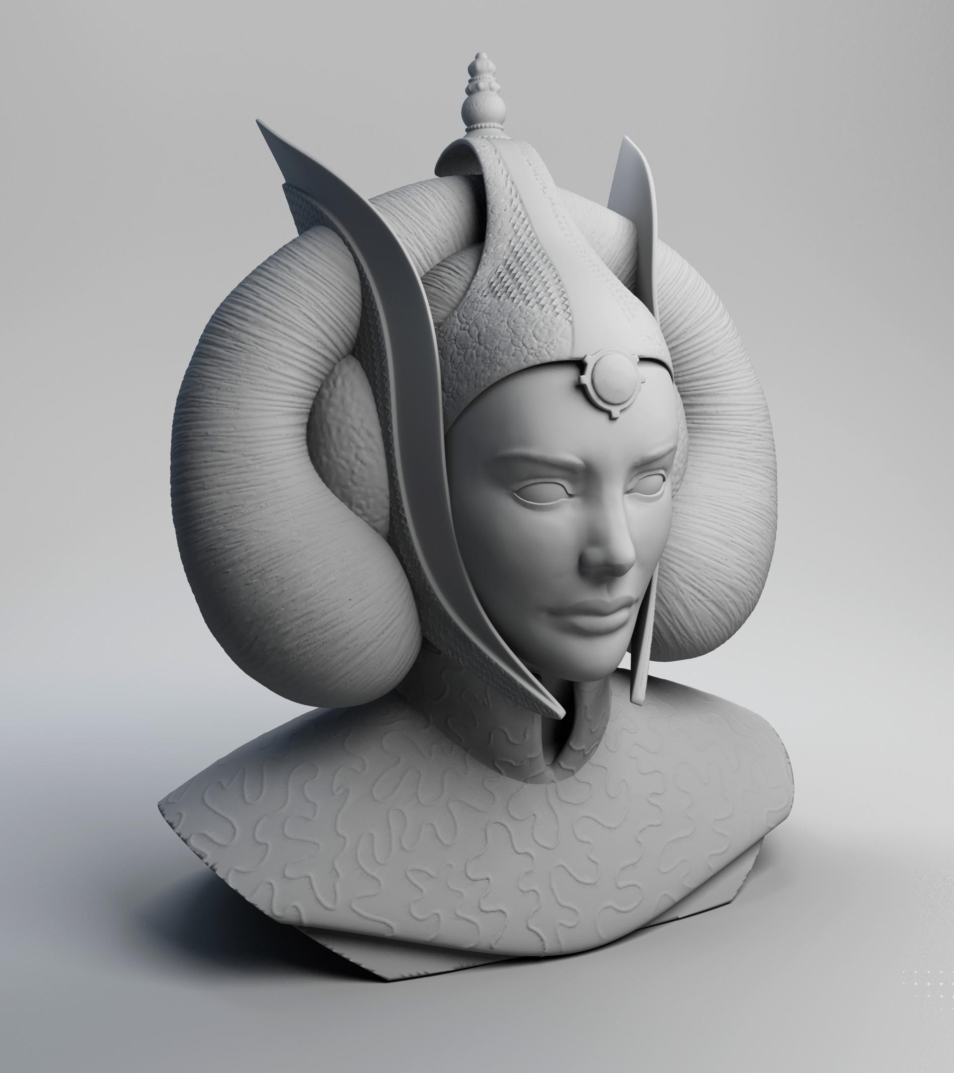 Amidala_3D