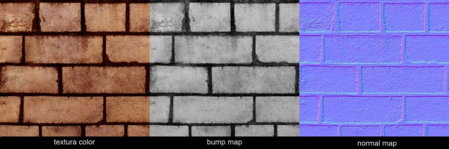 comparacion bump normal
